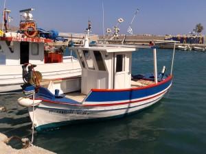 bootje Kreta